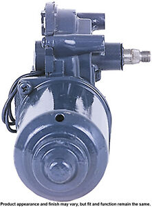 Cardone 40-1004 Remanufactured Domestic Wiper Motor