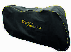 Motorcycle-Classic-Indoor-Breathable-Dust-cover-fits-Royal-Enfield-Interceptor