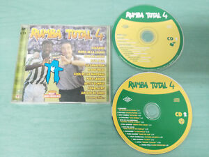 RUMBA-TOTAL-4-2-X-CD-RAYA-REAL-AZAHARES-AMIGOS-DE-GINES-RUMBOLERO-MAX-MUSIC
