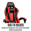 thumbnail 5 - Artiss Gaming Chair Office Computer Leather Chairs Executive Racer Gaming Chairs