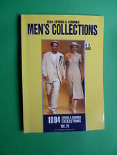 Men's Collections Fashion Spring Summer 1994 Paris Givenchy Christian Dior Kenzo