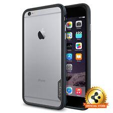 [Spigen Outlet] iPhone 6 Plus / 6S Plus [Neo Hybrid EX] Metal Slate Bumper Case
