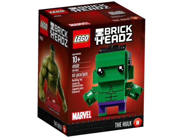 Online Giocattolo Brickheadz Ebay Lego 41592Acquisti Su Hulk l1cKJF