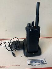 Motorola Xpr 7350 Two Way Radio Uhf Aah56rdc9ka1an With Charger Tested