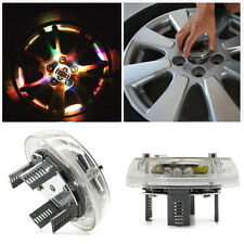 Durable 4 Modes 12 LED Car Auto Solar Energy Flash Wheel Tire Rim Light Lamp