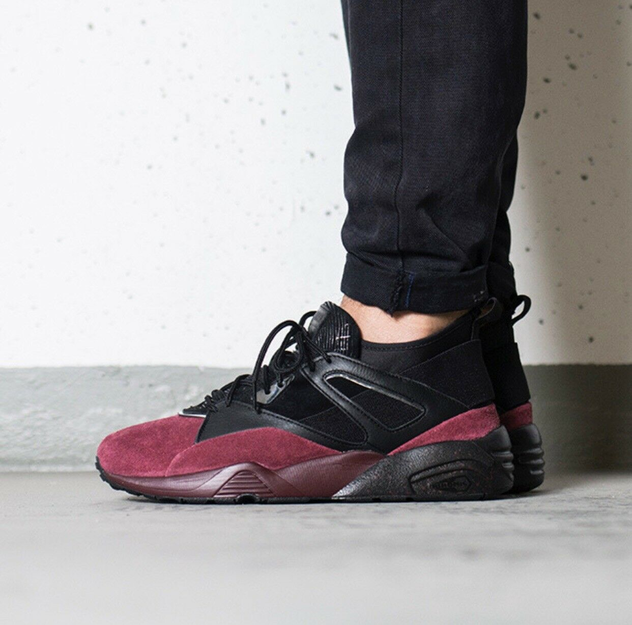 Neu Puma Sneaker Blaze Of Glory Halloween, 2016, Limited, UNISEX