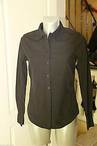chemise noire 100% organic femme TIMBERLAND T S ou 36 NEUF ÉTIQUETTE val