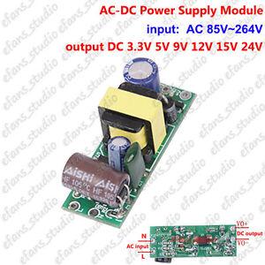 Ac Dc Power Supply Buck Converter Ac110v 220v 230v To Dc 3