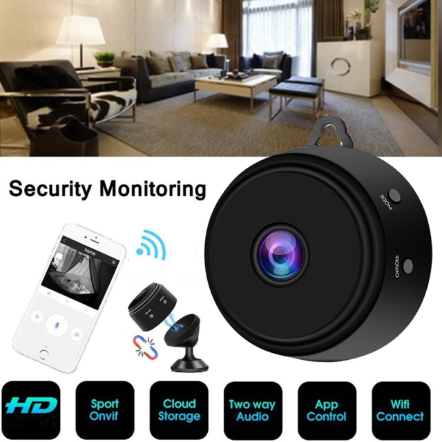 Zmodo 1080p Outdoor Wireless Smart HD Security Camera with Night Vision