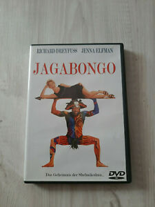 Jagabongo-Dvd-Richard-Dreyfuss-Jenna-Elfman-OOP-Raritaet-Top