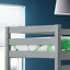 thumbnail 14 - Double Bed Bunk Beds Triple Pine Wood Kids White Children Bed Frame With Stairs