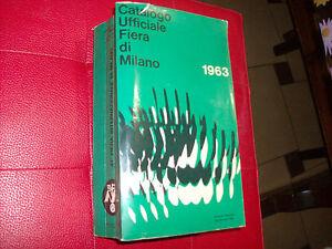 Catalogo-ufficiale-fiera-di-Milano-1963-Lombardia