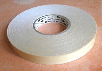 1 Planax Thermoband - Leinen 50 M X 20 Mm Weiß Bequem Zu Kochen