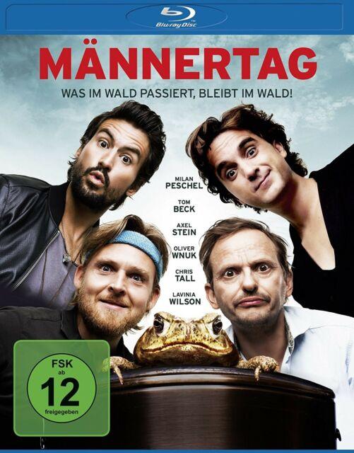 MÄNNERTAG BD - AXEL STEIN/MILAN PESCHEL/OLIVER WNUK/TOM BECK/+  BLU-RAY NEW