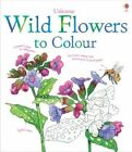 Wild Flowers to Colour by Susan Meredith (Paperback, 2014)