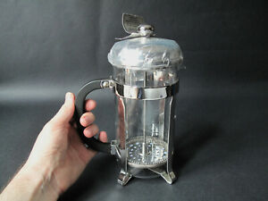 Discontinued-Melior-French-press-coffee-plunger-caffettiera-a-stantuffo-new-NOS