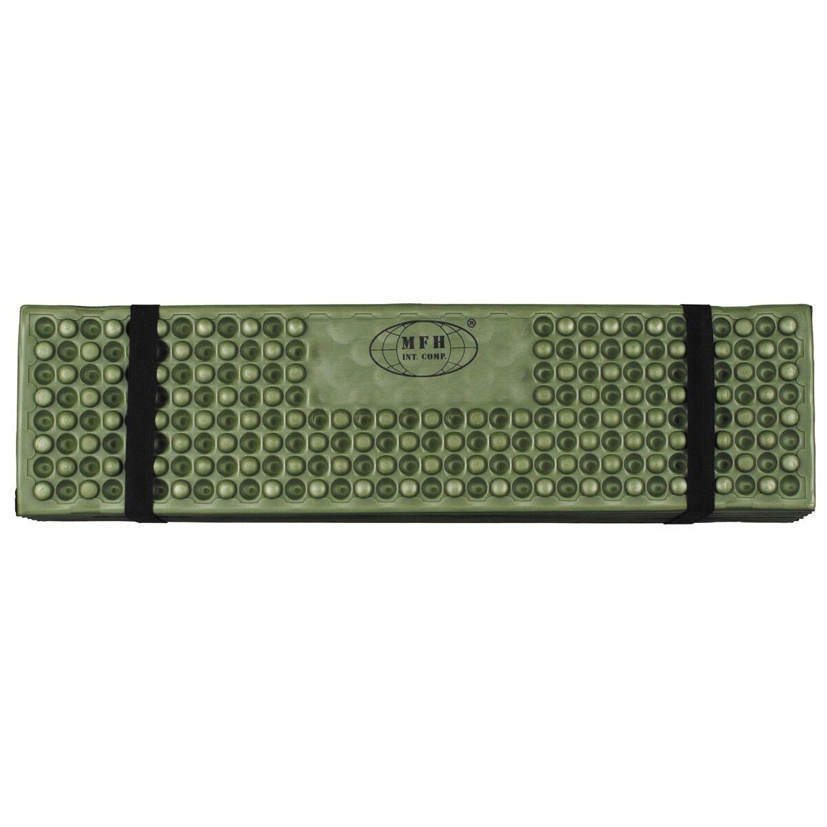 FOX OUTDOOR Cover Camping Pad thermisch faltbar grün OD 180 X 58 x 1 cm