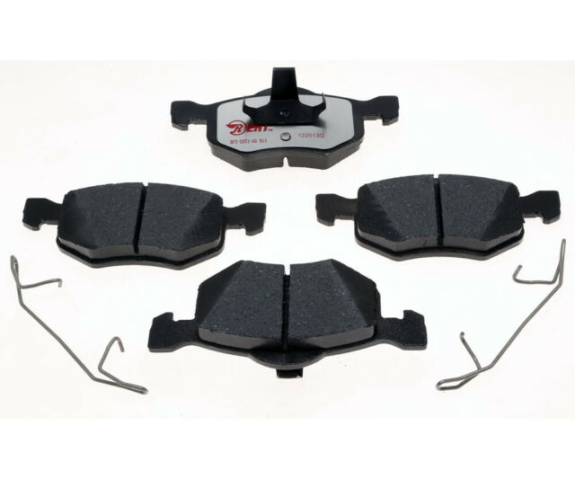 Disc Brake Pad Set-Element3; Hybrid Technology Front Raybestos EHT843H