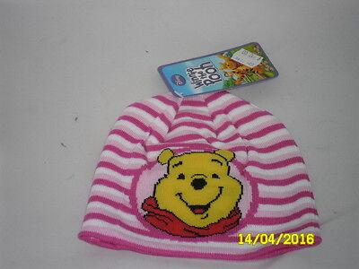 Cappello Cuffia Winne Pooh Materiali Superiori