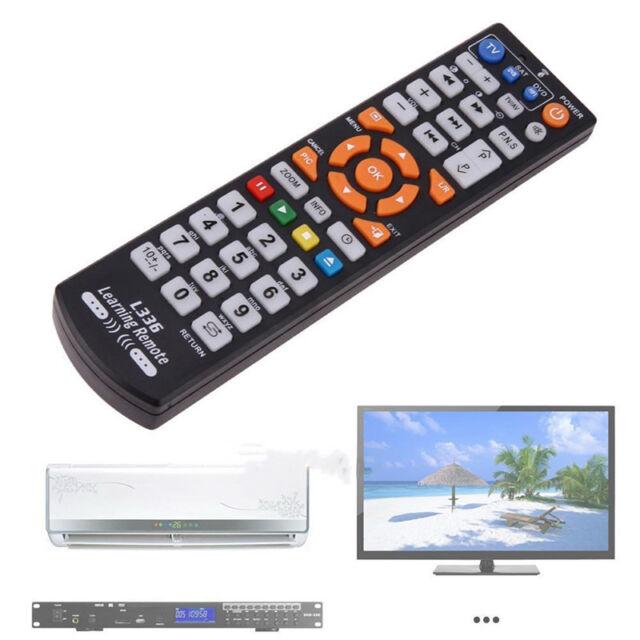 Smart-Fernbedienung Controller Universal mit Lernfunktion für TV CBL DVRSDE
