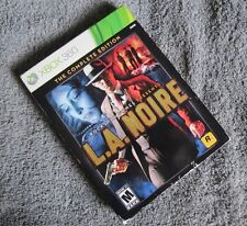 L.A. Noire: The Complete Edition - Xbox 360 (Rockstar Games)