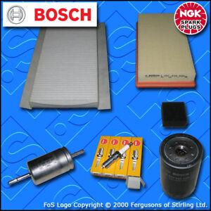SERVICE-KIT-for-FORD-FOCUS-MK1-1-6-PETROL-OIL-AIR-FUEL-CABIN-FILTER-PLUG-98-04