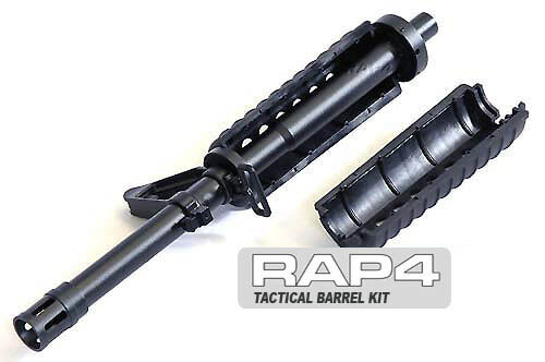 M4 Tactical .68 Paintball Barrel Kit for Spyder G5 468 T68