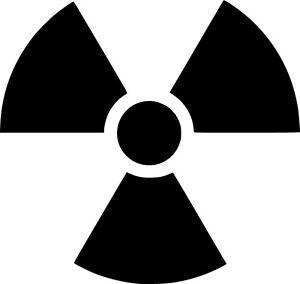 Radioactive-Symbol-Invert-Vinyl-Sticker-Decal-JDM-Radiation-Choose-Size-amp-Color