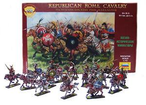 Zvezda - Republican Rome cavalry - 1:72