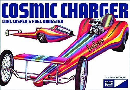 {MPC826} Plastgumma för MPC Air Fix Type Plastic modelllllerler Bil Kit Cosmic Charger 1 25 New & lådaed