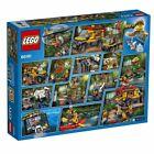 LEGO City Jungle Exploration Site 2017 (#60161)