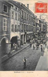 LOUHANS-grande-rue