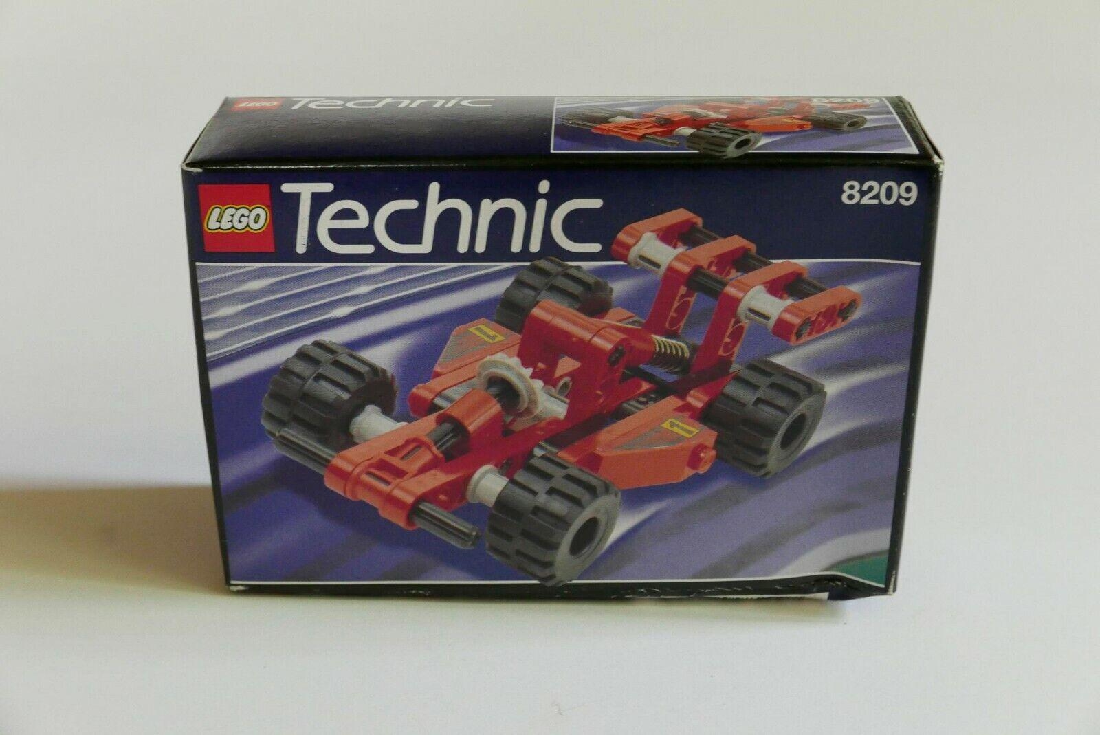 LEGO Technic 8209 Future F1 NEW Sealed RARE Vintage