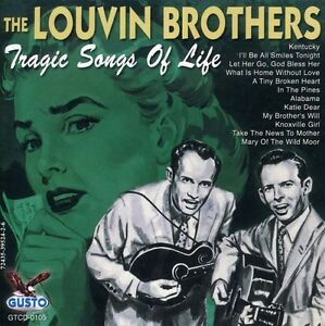 The-Louvin-Brothers-Tragic-Songs-of-Life-New-CD