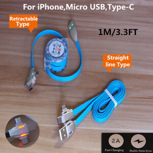3in1-Retractable-Type-C-Micro-USB-IOS-Charging-Data-Sync-Charger-Cable-Adapter