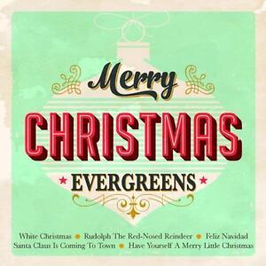 Merry-Christmas-Evergreens-Weihnachts-CD-XMas-2015-18-Tracks-NEU