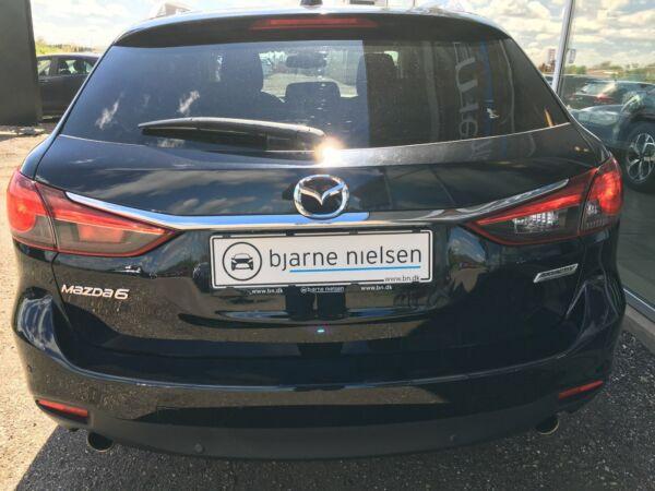 Mazda 6 2,0 Sky-G 165 Vision stc. - billede 4