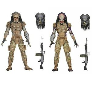 Predator-7-034-Scale-Action-Figure-Hunter-Predator-Ultimate-Emissary-2-amp-1-NECA