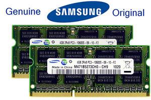2x 4GB 8GB DDR3 RAM 1333Mhz für Dell Latitude E6410 ATG Speicher