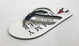 NEUE TOMMY HILFIGER Herren Freizeit Beach Sandalen Bade Schuhe MARITIME SANDAL