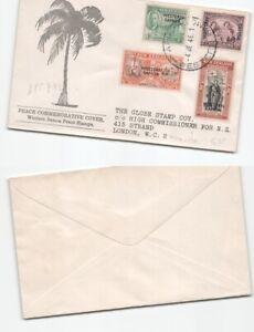 b85742-Kuvert-Western-Samoa-1946-nach-London