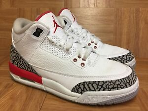 separation shoes 3b1a1 9a9a0 Image is loading RARE-Nike-Air-Jordan-3-III-Retro-Katrina-