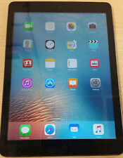 Apple iPad Air 1st Gen 32GB Wi-Fi + 4G (Unlocked) 9.7in - Space Gray (A1475)