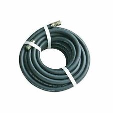 """Air Line Rubber Hose Compressor Pipe Resistant Cable 8Mm (5/16"""") Tube 10M S76"""