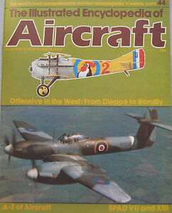 The-Illustrated-Encyclopedia-of-Aircraft-Issue-44-SPAD-S-VII-cutaway-drawing
