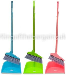 Long-Handled-Dustpan-and-Brush-Set-Large-Strong-Sweep-Clean-Soft-Nylon-Bristles