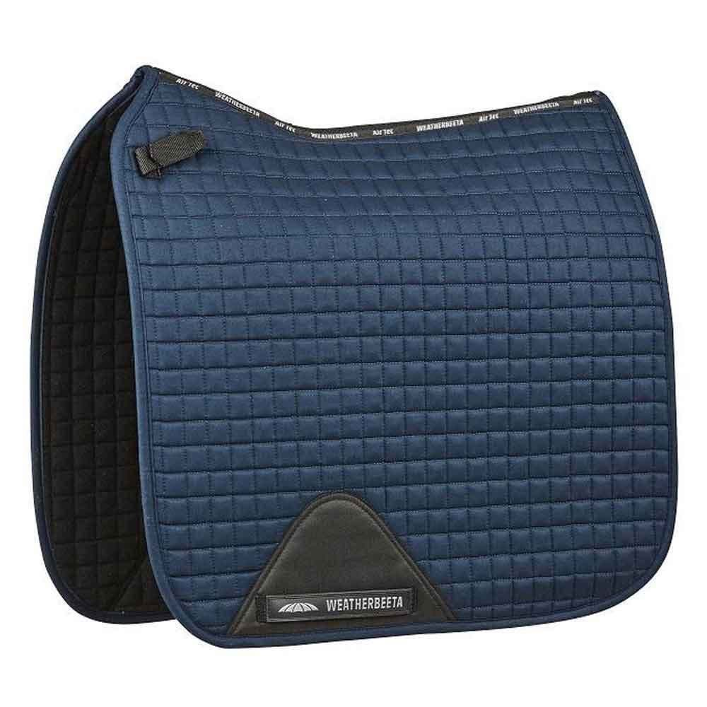 Weatherbeeta Prime Dressage Saddle  Pad Navy Full  export outlet