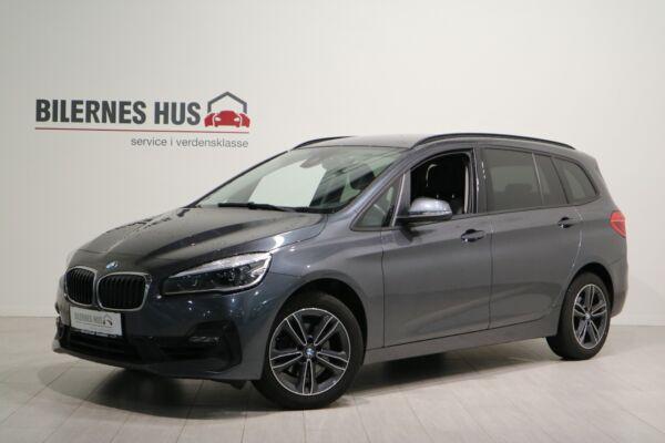 BMW 216i 1,5 Gran Tourer Sport Line 7prs billede 0