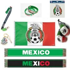 Mexican Flag Leather Keyring mexico world cup mestizo cancun Brand New