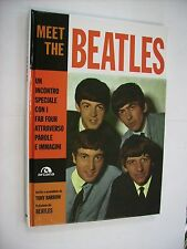 BEATLES - MEET THE BEATLES - LIBRO NUOVO ARCANA